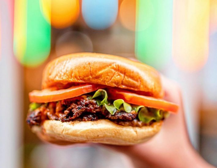 Smatch That - Smatch Burger